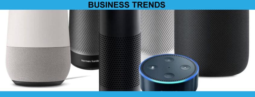 Gli assistenti vocali e il marketing nel 21esimo secolo